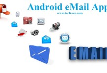 Android e-Mail Applications