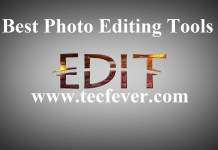 Best Photo Editing Tools For PC