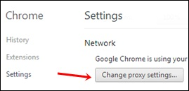 Customize Your Browser Proxy Settings3