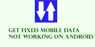 Get Fixed Mobile Data Not Working On Android