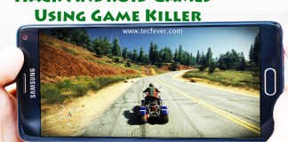 Hack Any Android Games Using Gamekiller App