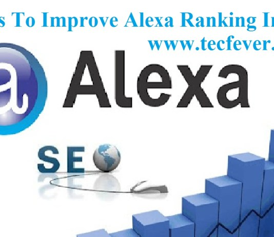 Tricks To Improve Alexa Ranking In SEO