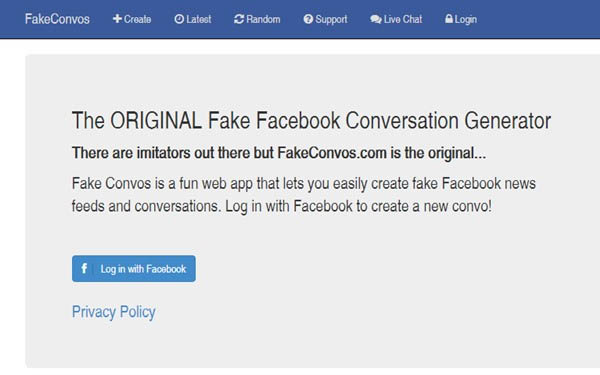 Create Fake Screenshots For Social Media1
