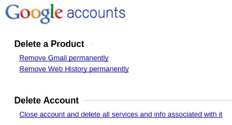 Delete Gmail Account Permanently4