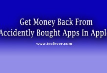 Get Money Back From Accidently Bought Apps In Apple