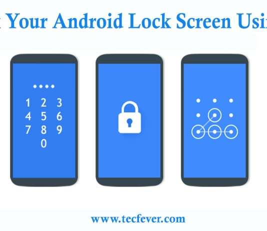 Unlock Your Android Lock Screen Using SMS