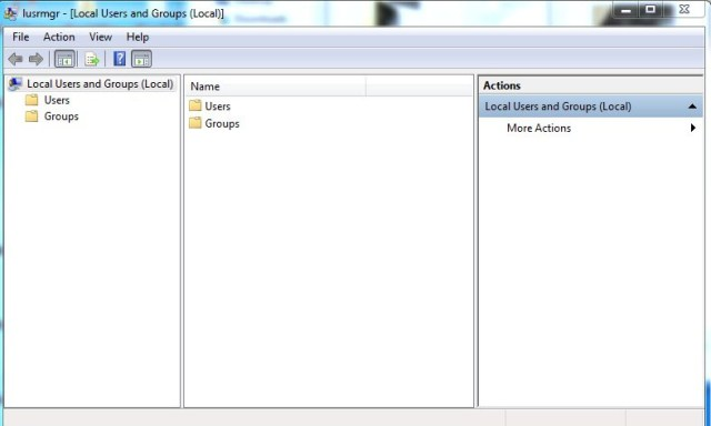Activate Super Administrator Account On Windows2