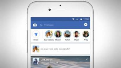 Photo of App do Facebook recebe oficialmente função Stories