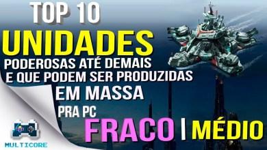 Photo of Top 10 unidades poderosas até demais e que podem ser produzidas em massa – Multicore