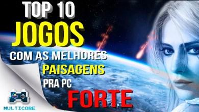 Photo of Top 10 jogos com as melhores paisagens – Multicore