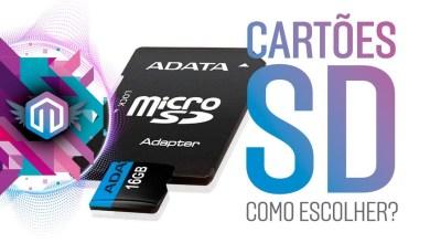 Photo of Como escolher um cartão SD?