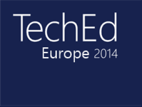 TechEd Europe 2014 – Day 3