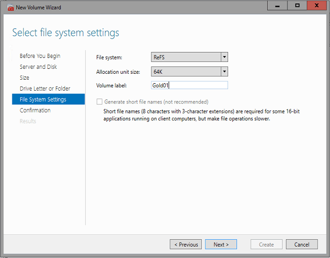 Implement Storage Spaces Direct in Windows Server Technical Preview 2
