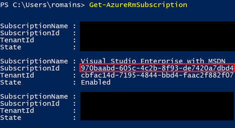 Getting started with Azure IaaS in Resource Manager