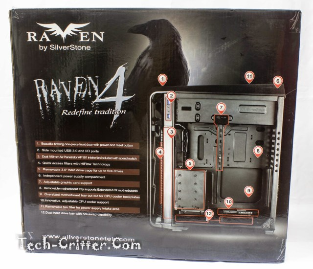 Unboxing & Review: Silverstone Raven 04 102