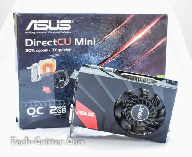 Graphics Card Upgrade Featuring The Asus GeForce GTX670 DirectCU II Mini 35