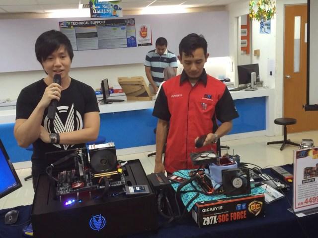 Event Coverage: ALL IT Hypermarket Overclocking Roadshow, Digital Mall SS14, Petaling Jaya 57