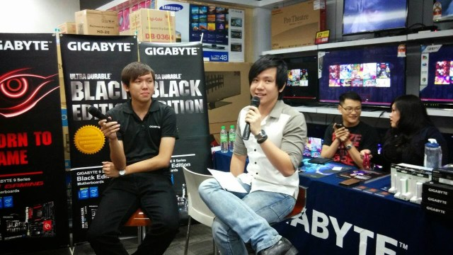 Quick Coverage on Mushi & Gigabyte Fan Meeting Event @Viewnet Low Yat Plaza 7