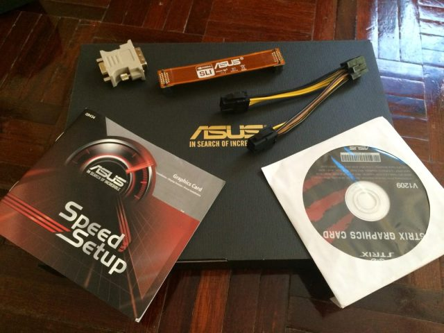 Unboxing & Review: ASUS STRIX GTX 780 OC Edition 6