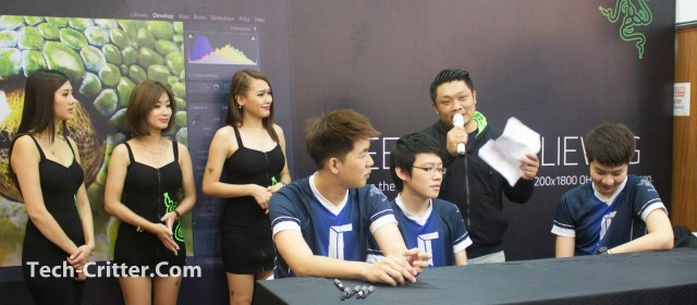 Coverage of the Launching of the Razer Blade @ Ikano Power Centre 142