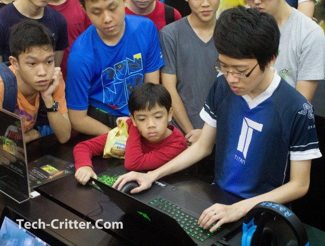 Coverage of the Launching of the Razer Blade @ Ikano Power Centre 146