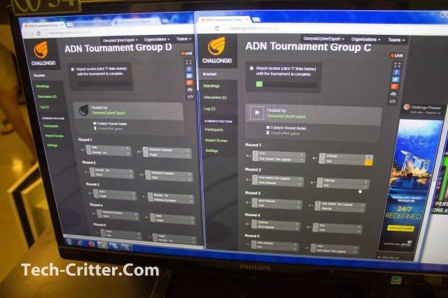 Brief coverage of the Applez Dream Net Dota 2 Championshio 2014 by TTEsports 64