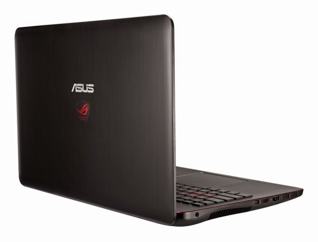 ASUS Republic of Gamers Announces G551 Gaming Notebook 13
