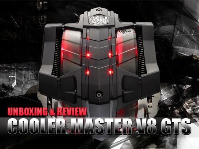 Unboxing & Review: Cooler Master V8 GTS CPU Cooler 57