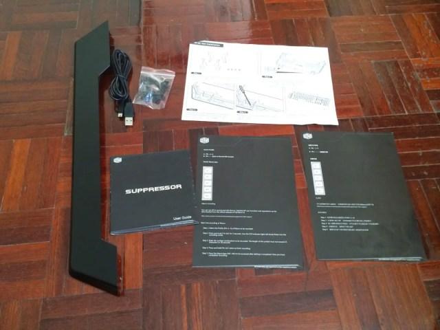 Unboxing & Review: CM Storm Suppressor 55