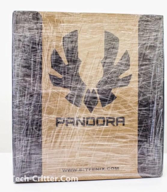 Unboxing & Review: BitFenix Pandora 3
