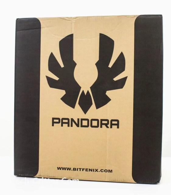 Unboxing & Review: BitFenix Pandora 4