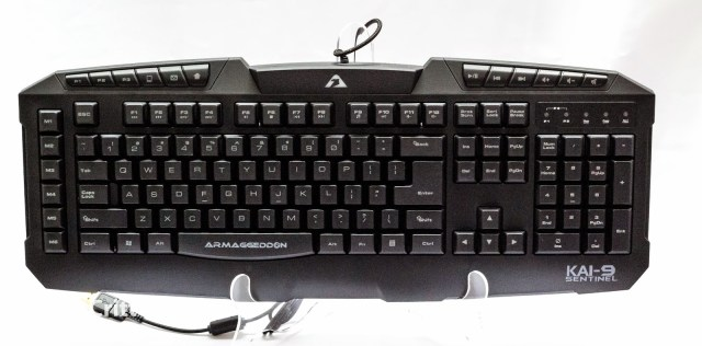 Unboxing & Review: Armaggeddon Kai-9 Sentinel Gaming Keyboard 6