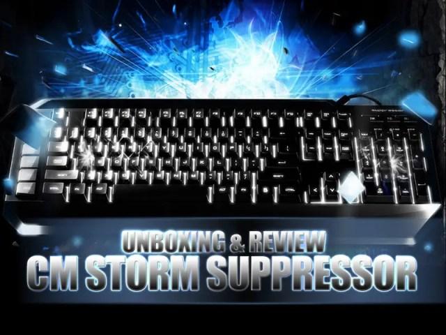 Unboxing & Review: CM Storm Suppressor 51