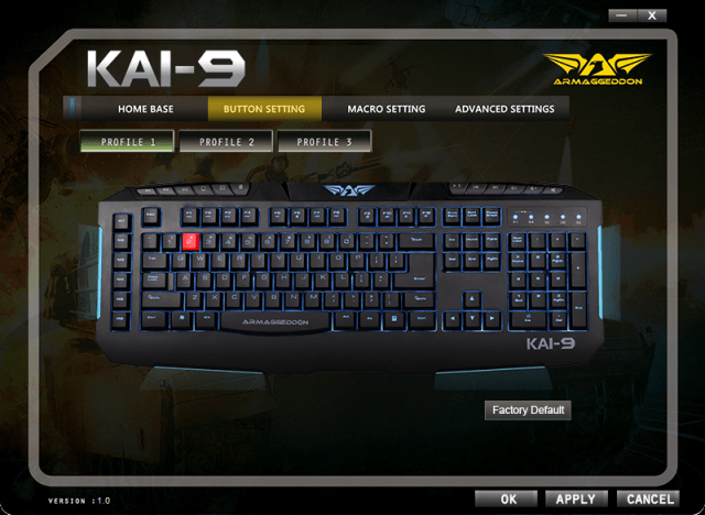 Unboxing & Review: Armaggeddon Kai-9 Sentinel Gaming Keyboard 17