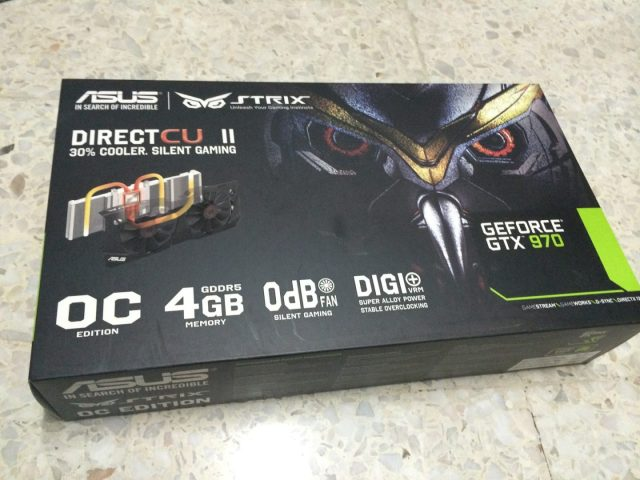 Unboxing & Review: ASUS STRIX GTX 970 OC Edition 33
