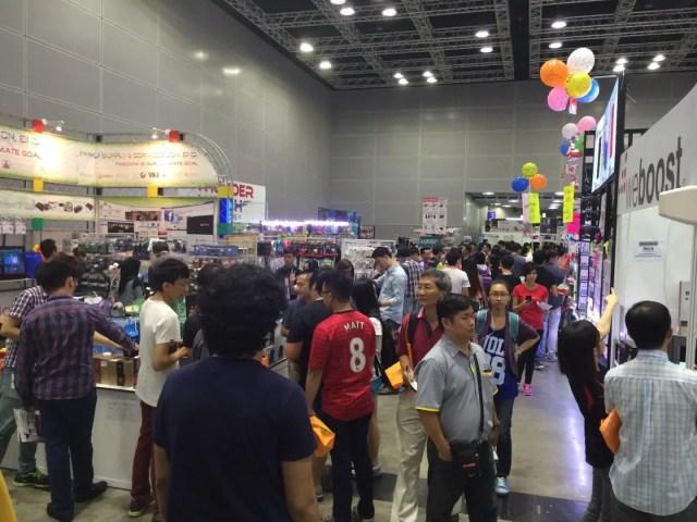 Event Coverage: Pikom PC Fair December 2014, KLCC 240