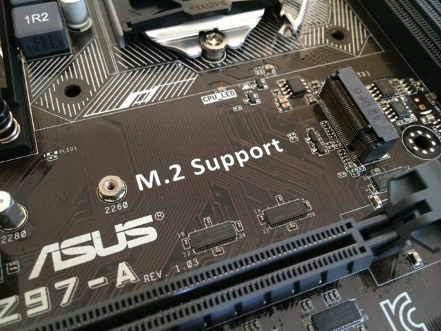 Unboxing & Review: ASUS Z97-A 159