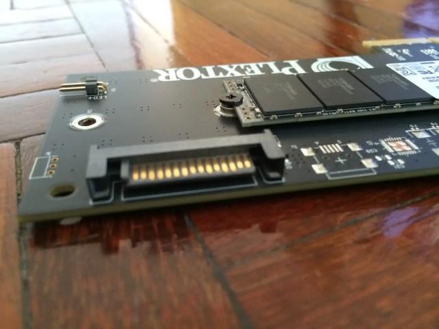 Unboxing & Review: Plextor M6e Black Edition PCIe SSD 75