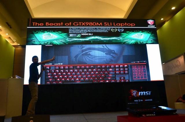 Event Coverage: MSI GT80 Titan Launch Event 7