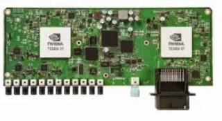 NVIDIA Paves Way for Tomorrow's Cars with NVIDIA DRIVE Automotive Computers 2