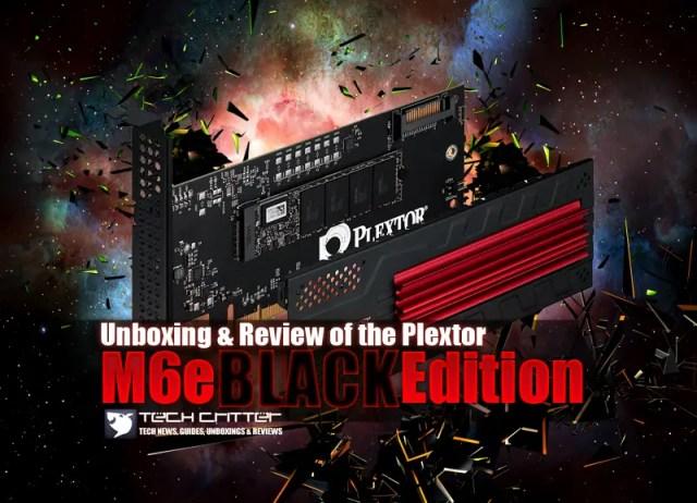 Unboxing & Review: Plextor M6e Black Edition PCIe SSD 65