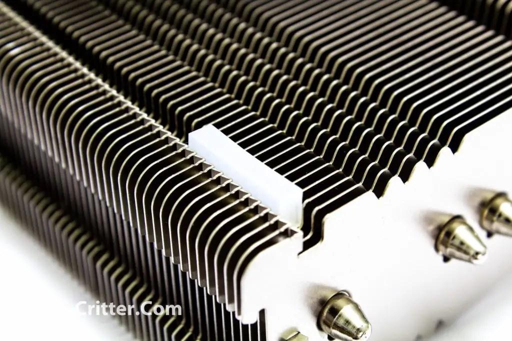 Unboxing & Review: Noctua NH-C14 CPU Cooler 17