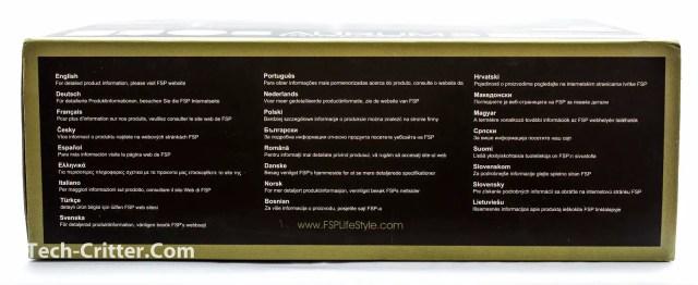 Unboxing & Overview: FSP Aurum 600W and Aurum CM 650W 69