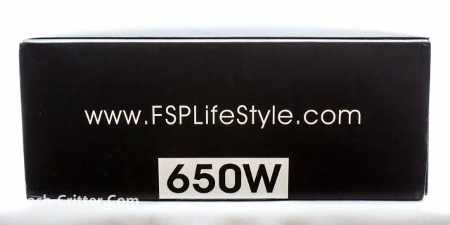 Unboxing & Overview: FSP Aurum 600W and Aurum CM 650W 84