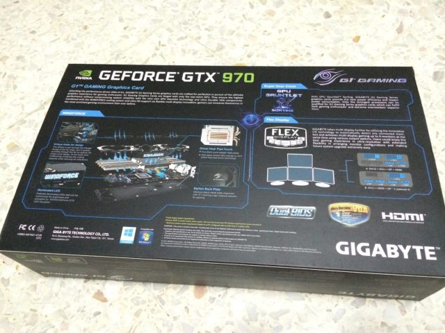 Unboxing & Review: Gigabyte G1 Gaming GTX 970 33