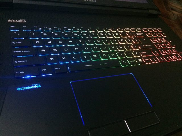 MSI Gaming GT72 2PC Dominator Pro Gaming Notebook Review 91