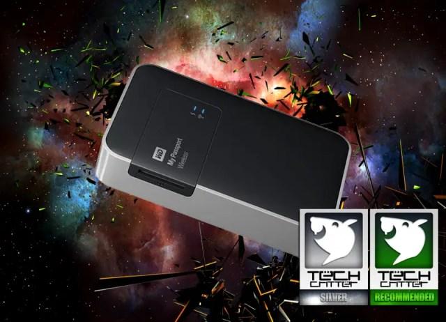 Unboxing & Review: Western Digital My Passport Wireless 1TB 87