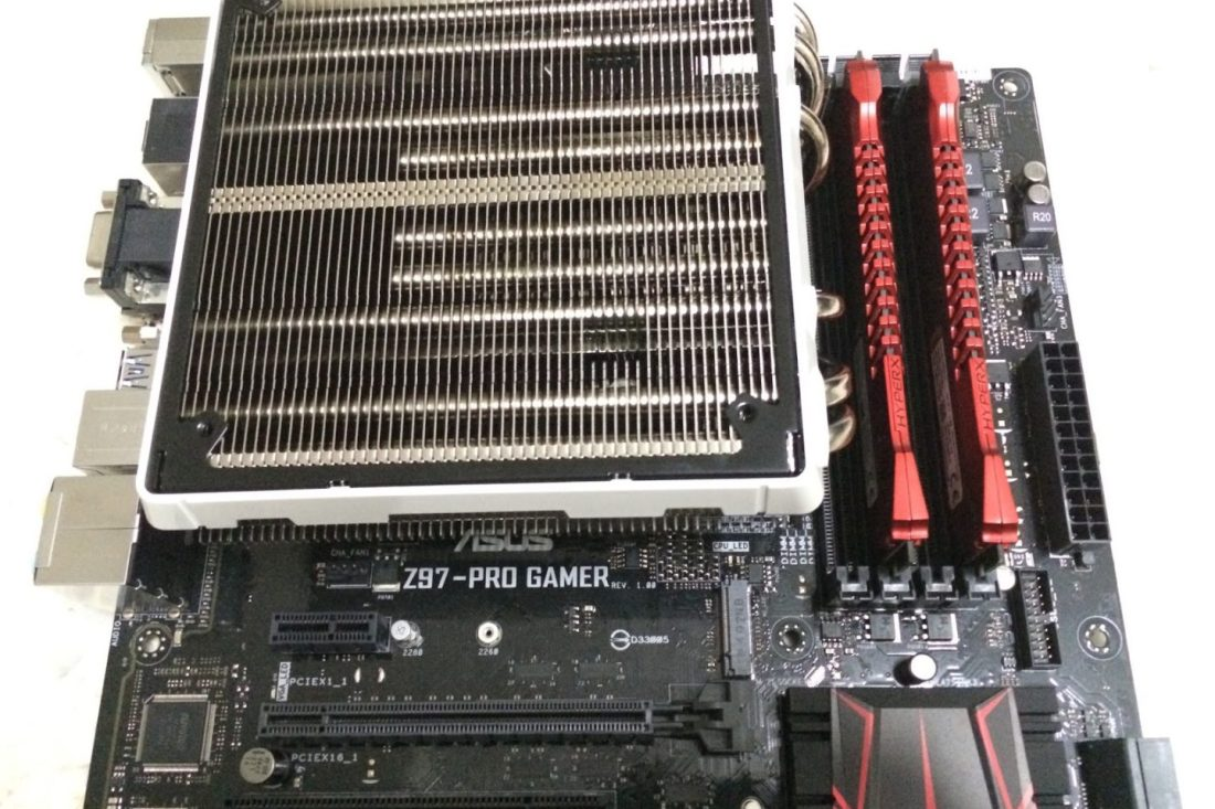 Unboxing & Review: CRYORIG C1 21