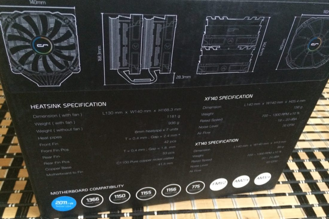 Unboxing & Review: CRYORIG R1 Ultimate 4