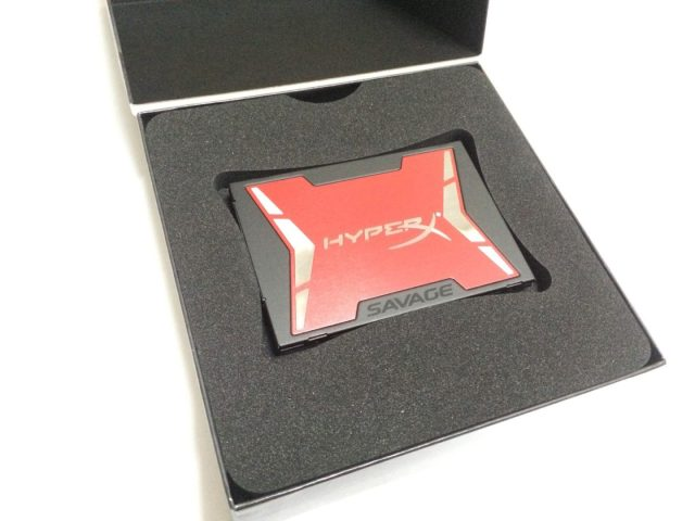 Unboxing & Review: Kingston HyperX Savage SSD 240GB 49